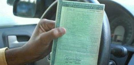 Registro de alienação é feito pelo departamento de trânsito