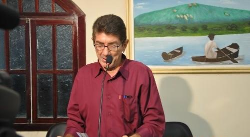 Confirmada a morte do ex-vereador Luiz Gameleira do REgo