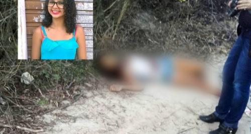 Corpo de menina encontrado em estrada carroçável
