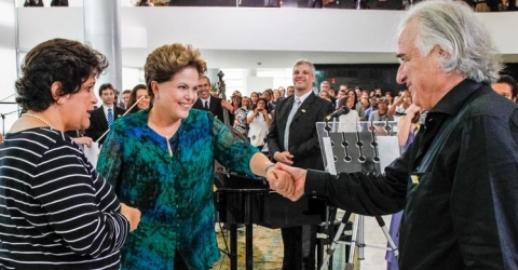 O Ministério da Cultura, desembolsou R$ 11,8 milhões, é o mais festeiro