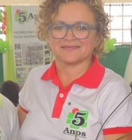 Professora Sônia (Foto:Arquivo)