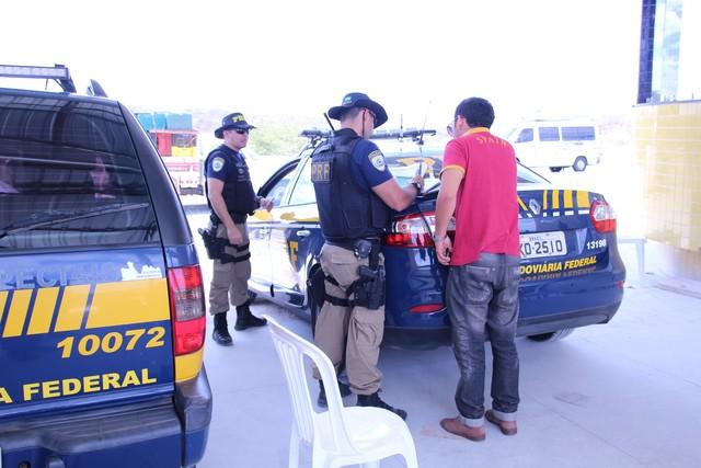 Além da diminuição do número dos acidentes, operação tem como objetivo garantir segurança e fluidez no trânsito (Foto: Divulgação/PRF)
